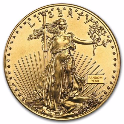 Picture of 1 oz American Gold Eagle (Random Year)