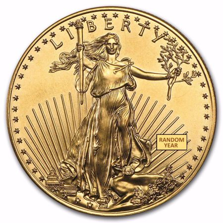 Picture for category 1 oz American Gold Eagle