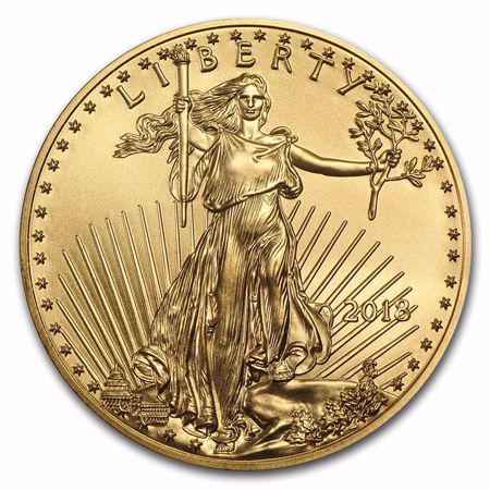 Picture for category Gold American Eagle
