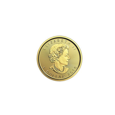 Picture for category 1/20 oz Canadian Gold Maple Leaf