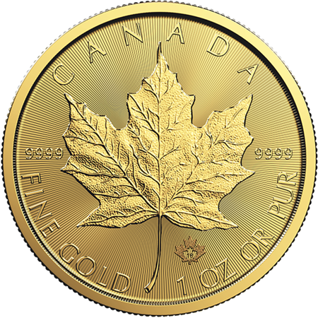 Picture for category Gold Canadian Coins