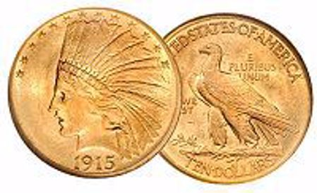 Picture for category Indian Gold Eagle