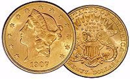 Picture for category Liberty Gold Double Eagle