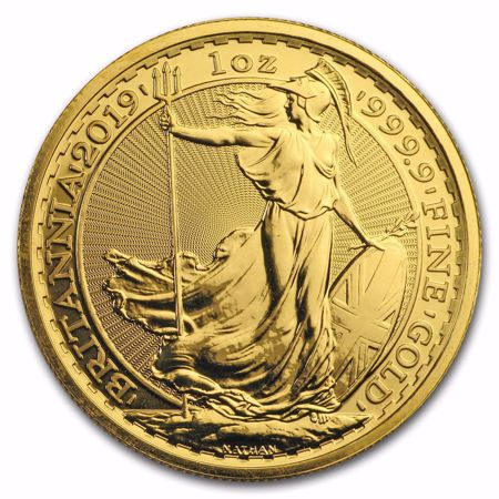 Picture for category Gold British Coins