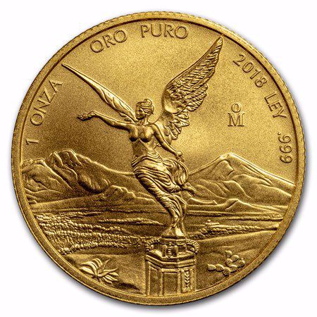 Picture for category Mexican Gold Libertad