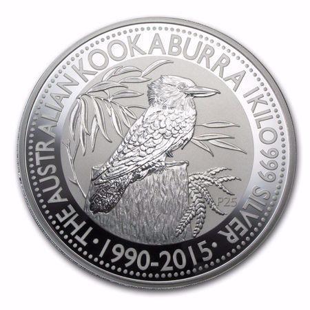 Picture for category Australian Silver Kookaburra