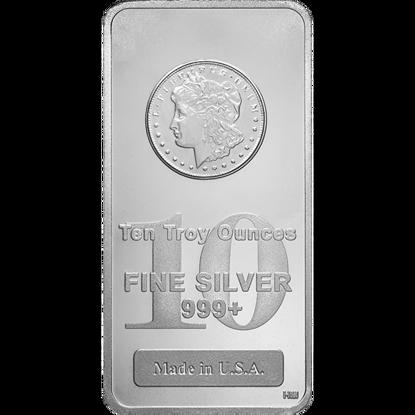 10-oz-morgan-design-silver-bar_obverse