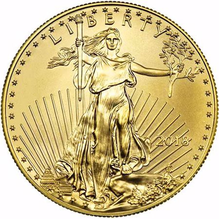 Picture for category 1/4 oz American Gold Eagle