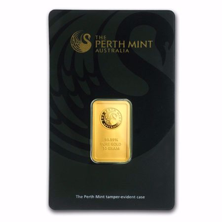 Picture for category 10 Gram Gold Bars