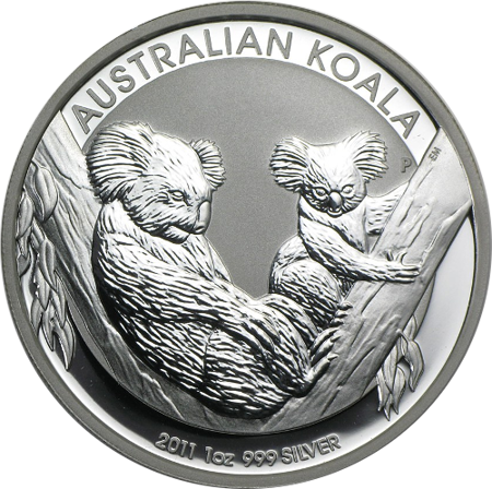 Picture for category Silver Australian Coins