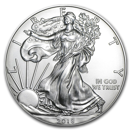 Picture for category Silver American Coins