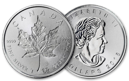 Picture for category Silver Canadian Coins