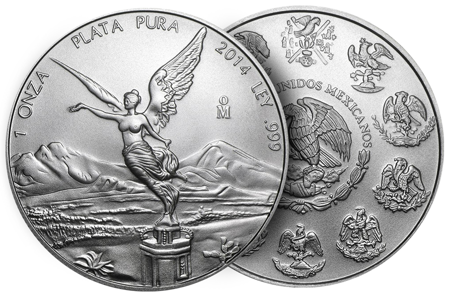 Picture for category Silver Mexican Libertads