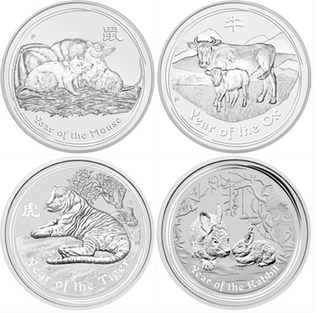 Picture for category Australian Silver Lunar Series