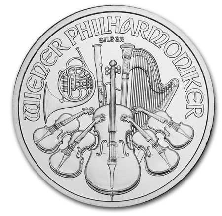 Picture for category Silver Austrian Philharmonic