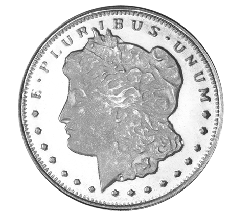 Picture for category 1/10 oz Silver Rounds