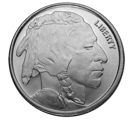 Picture for category 1/4 oz Silver Rounds