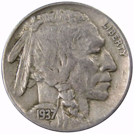 Picture for category Buffalo Nickel (1913-1938)