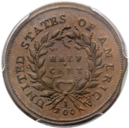 Picture for category Liberty Cap Half Cent (1793-1797)