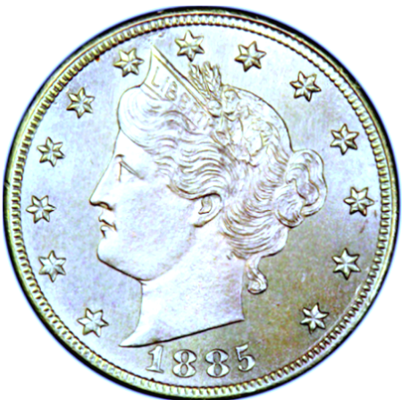 Picture for category Liberty Nickel (1883-1913)