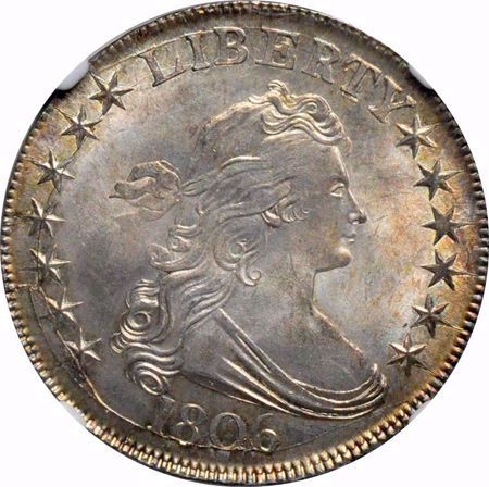 Picture for category Draped Bust Half Dollar (1796-1807)