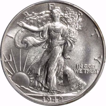 Picture for category Walking Liberty Half Dollar (1916-1947)