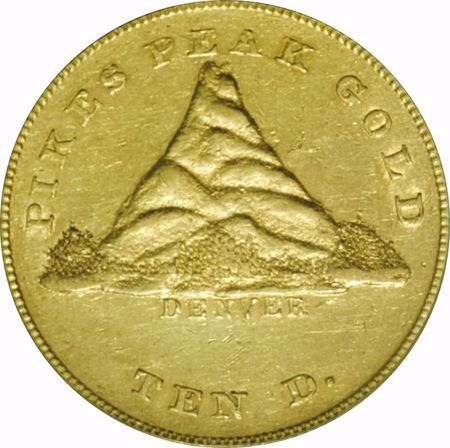 Picture for category Colorado Gold (1860-1861)