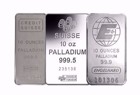 Picture for category Palladium Bars