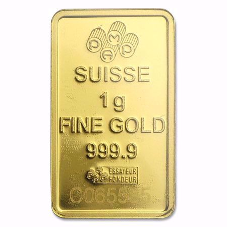 Picture for category 1 Gram Gold Bars