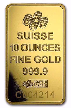 Picture for category 10 oz Gold Bars
