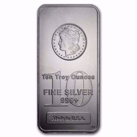 Picture for category 10 oz Silver Bars